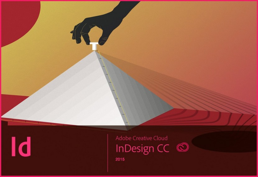 Indesign cc 2015 Portada