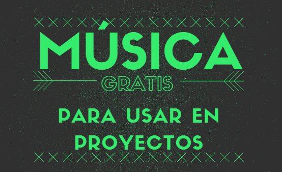 Música gratis y libre de derechos