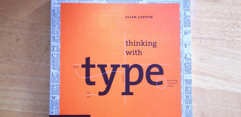 Thinking with a type