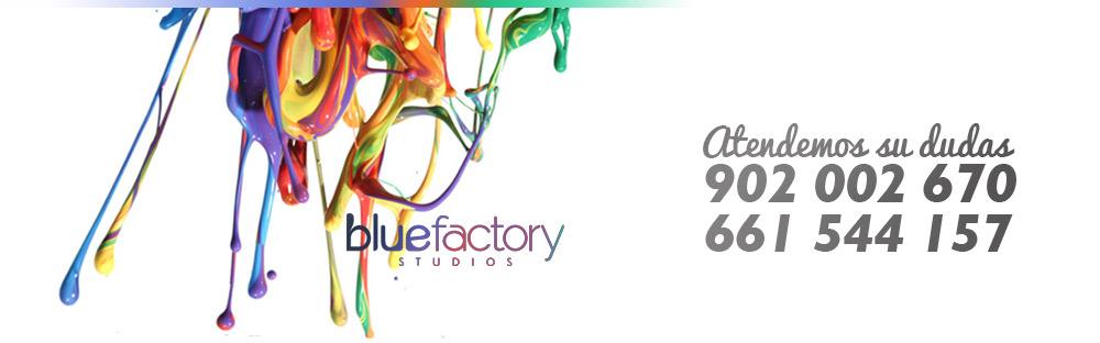 contacto bluefactory studios