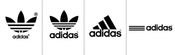 adidas historia de su logo