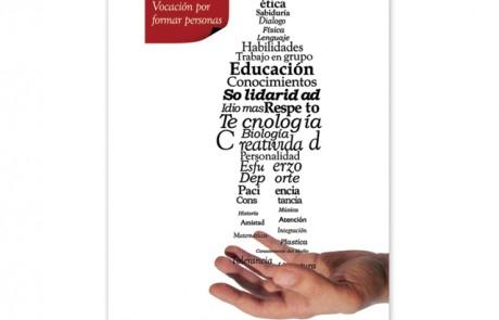 Diseño de cartel para el profesorado