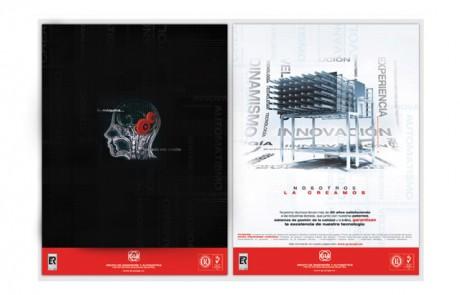 Diseño de cartel para empresa de investigacion