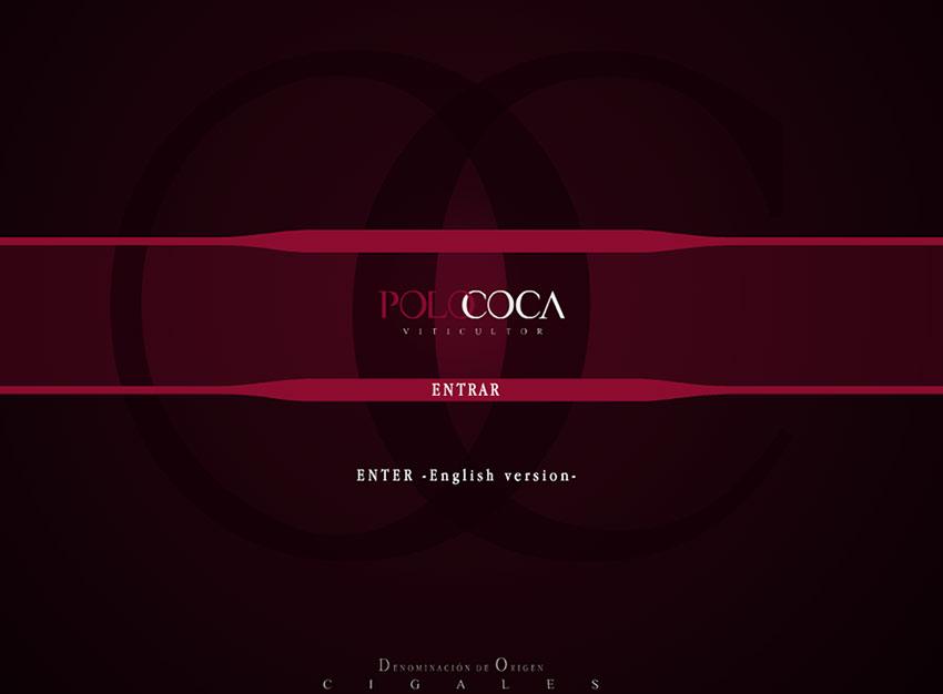 diseño de pagina web para viticultores
