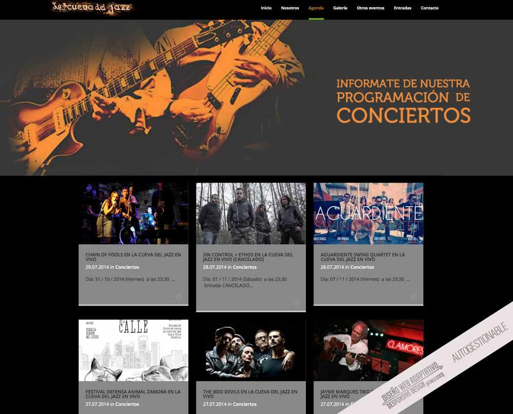 diseno de pagina web Zamora