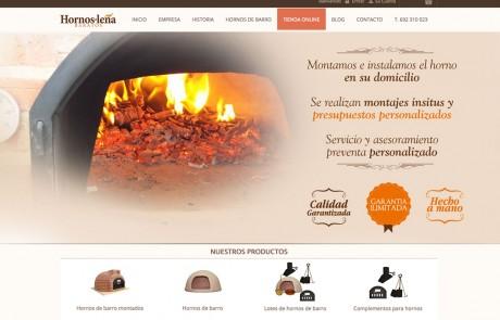 diseño de tienda online para alfareros