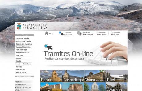 pagina web para ayuntamientos