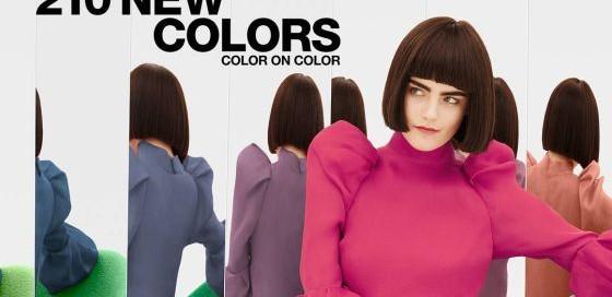 Nuevos colores Pantone 2015
