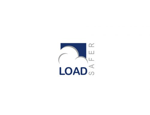 Diseño de imagen corporativa para empresa de seguridad Load Safer.