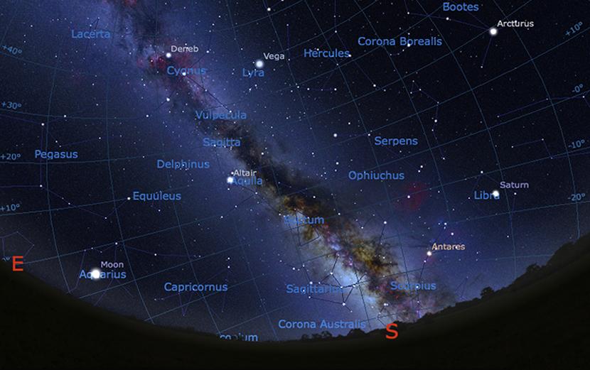 stellarium-pregrama
