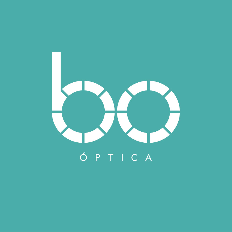 logotipo optica boss