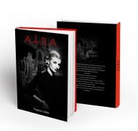 Diseño editorial - Novela ATRA