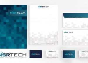 Marca para empresa informática