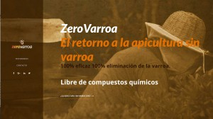 Página web para Zerovarroa