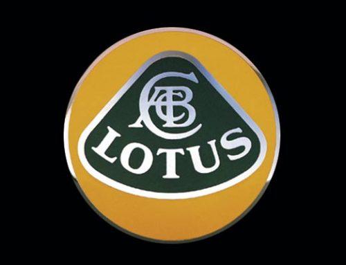 Historia de la marca de Lotus