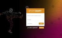 diseño de red social para deportistas